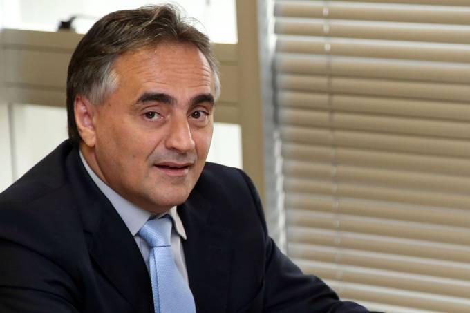 O prefeito de João Pessoa, Luciano Cartaxo