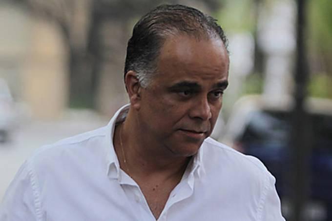 O empresário Marcos Valério