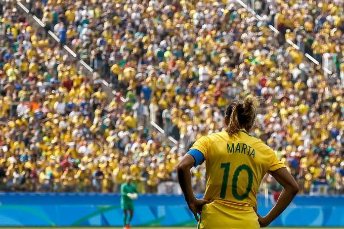 Rio-2016 – Futebol feminino