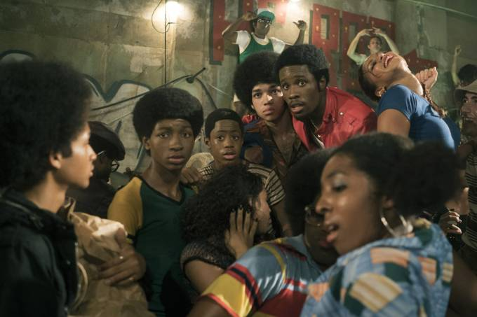 The Get Down, série do Netflix
