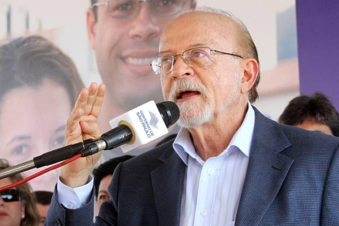 O  ex-vice-governador de São Paulo, Alberto Goldman