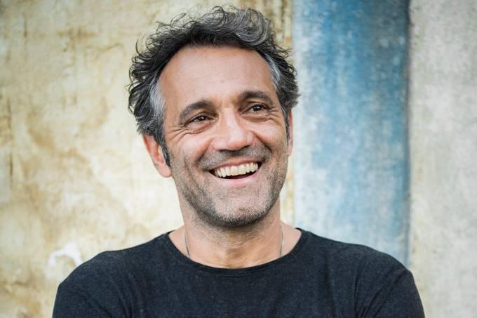 O ator Domingos Montagner