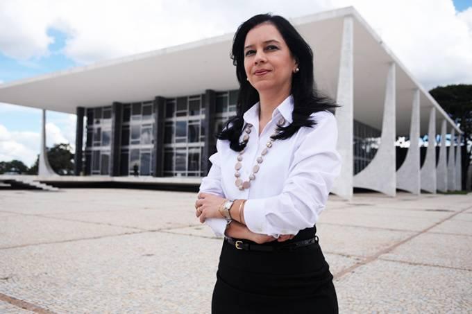 A nova advogada-geral da União, Grace Mendonça