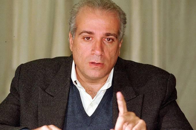 O ex-prefeito de Santo André (SP), Celso Daniel
