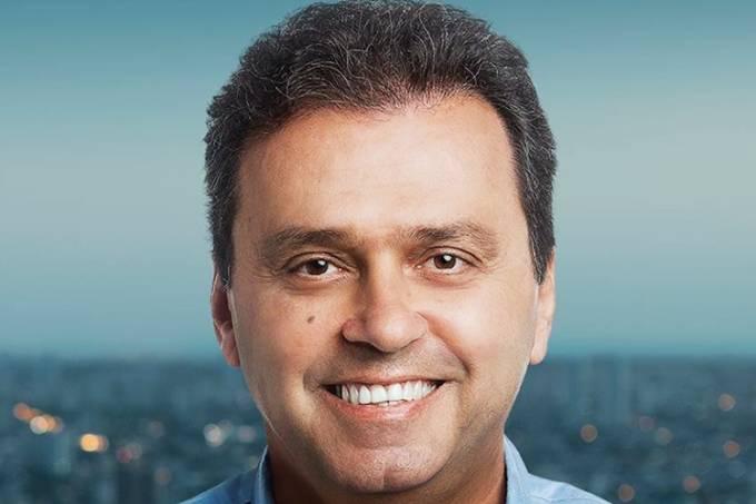 O prefeito de Natal (RN), Carlos Eduardo Alves (PDT)