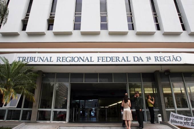 Justiça Federal da 1ª região acumula 47% do total de processos | VEJA