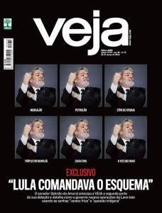 Capa VEJA 2470