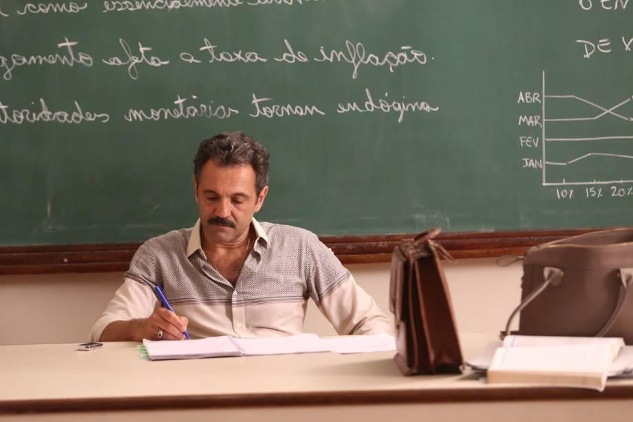 Raul (Domingos Montagner) em cena do filme 'Vidas Partidas' do diretor Marcos Schechtman