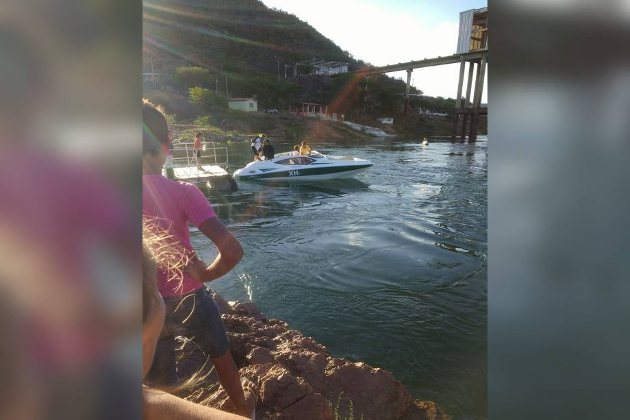 Ator Domingos Montagner desaparece após mergulho no Rio São Francisco em Canindé (SE)