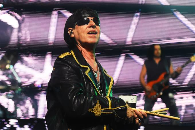 Scorpions, no Citibank Hall (SP)