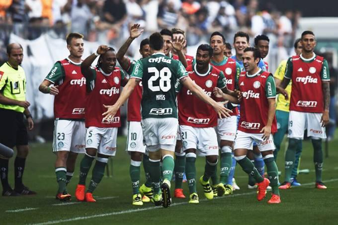 Campeonato Brasileiro: Palmeiras x Corinthians