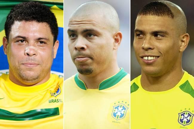 Especial Ronaldo 40 anos