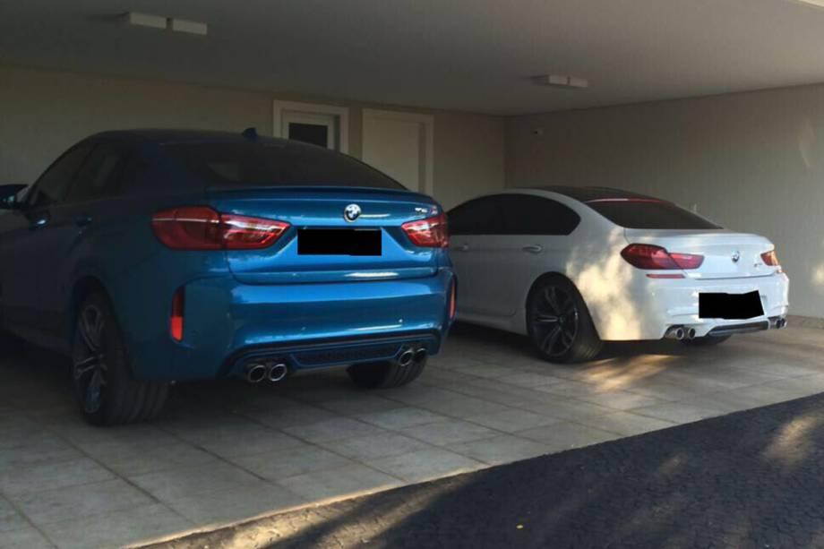 Carros de luxo são apreendidos pela operação Greenfield da Polícia Federal