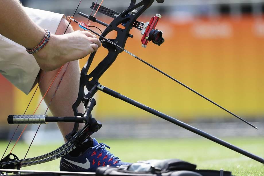 Matt nasceu sem os braços em 10 de dezembro de 1982 e foi medalhista de prata na Paralimpiada de Londres 2012