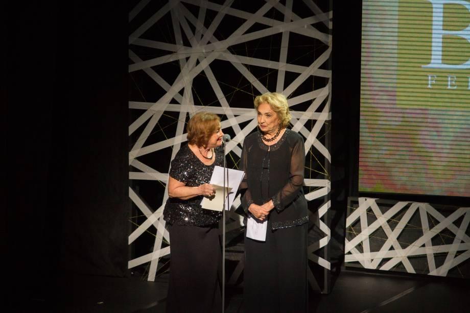 Eva Wilma e Nicette Bruno.
