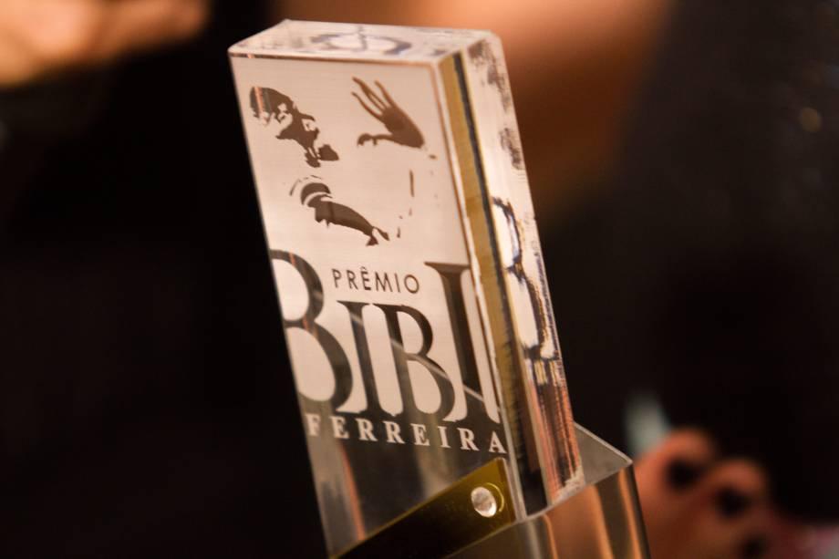 O Prêmio Bibi Ferreira está em sua 4ª edição (Foto: Natália Luz)