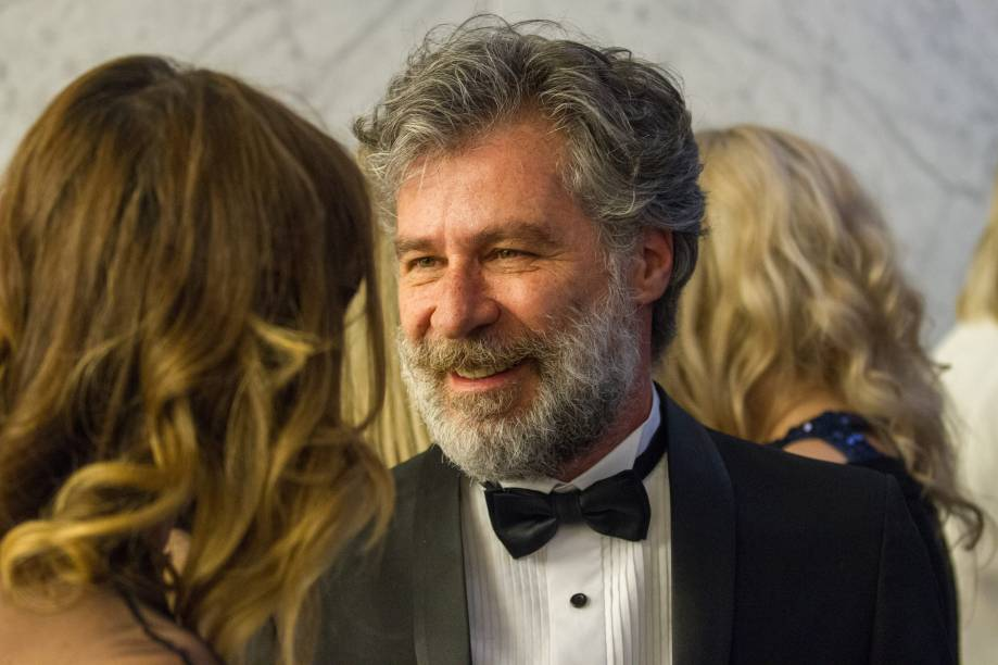 O ator Leopoldo Pacheco (Foto: Natália Luz)