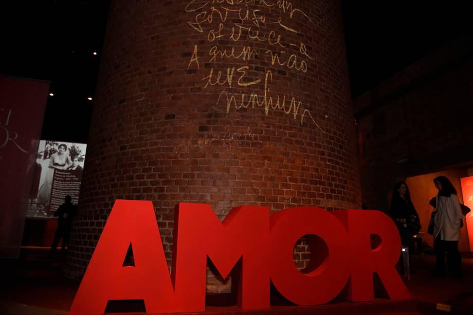 Festa de lançamento da novela 'A Lei do Amor'