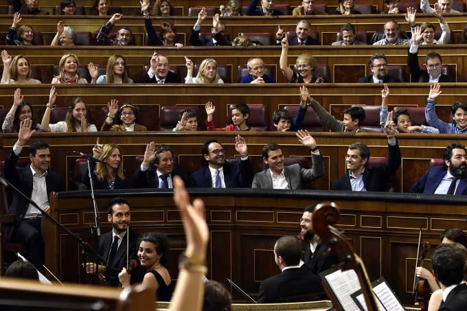 Parlamento espanhol