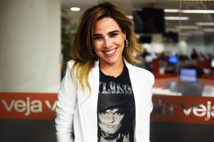 TVEJA, com a cantora Wanessa Camargo