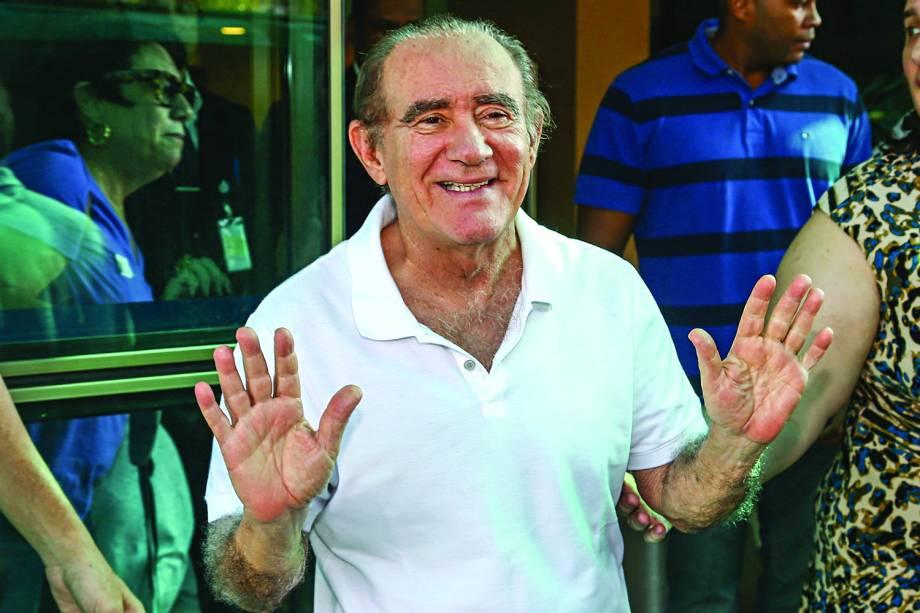 Renato Aragão no Rio de Janeiro