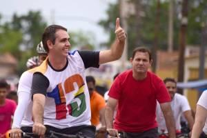 Marcus Alexandre (PT), prefeito de Rio Branco (AC)