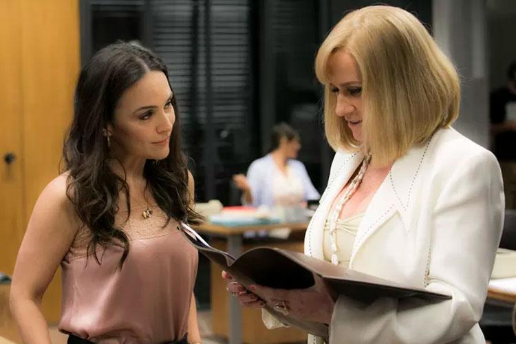 Magnólia dá instruções maléficas a Suzana