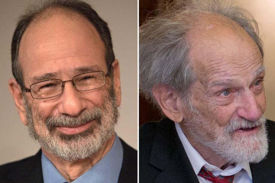 Alvin Roth e Lloyd Shapley