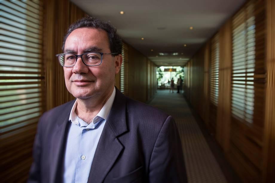 O psiquiatra e escritor Augusto Cury