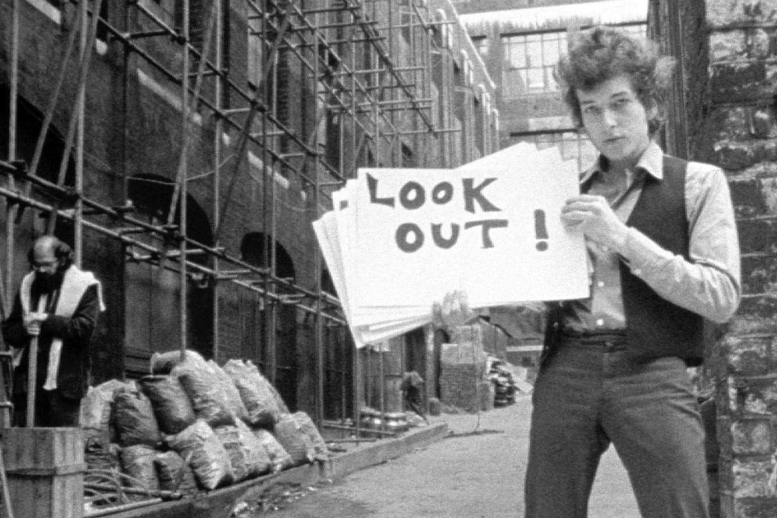Dylan fez, quase sem querer, um dos melhores clipes da história   VEJA