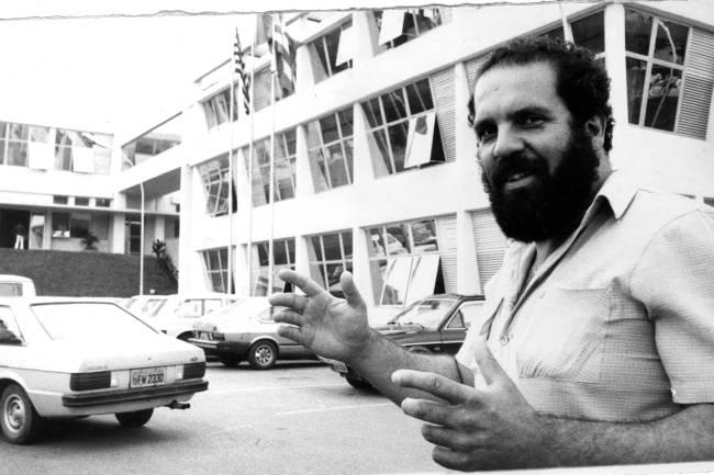 O político Gilson Menezes, prefeito eleito da cidade de Diadema