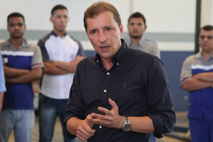 Hildon Chaves (PSDB) candidato à prefeitura de Porto Velho (RO)