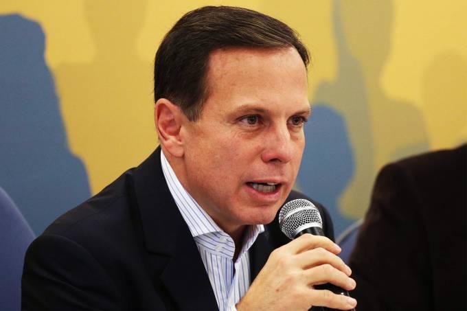 O prefeito eleito de São Paulo (SP), João Doria Jr