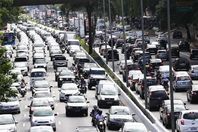 Trânsito em São Paulo (SP)