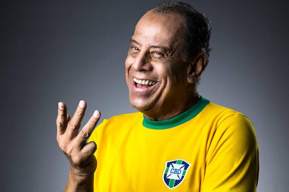 Carlos Alberto foi o capitão da seleção brasileira em 1970