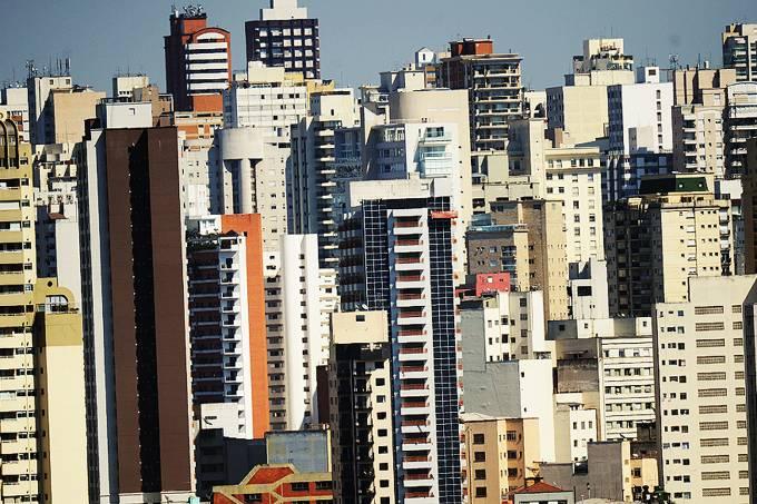 O mercado imobiliário na cidade de São Paulo