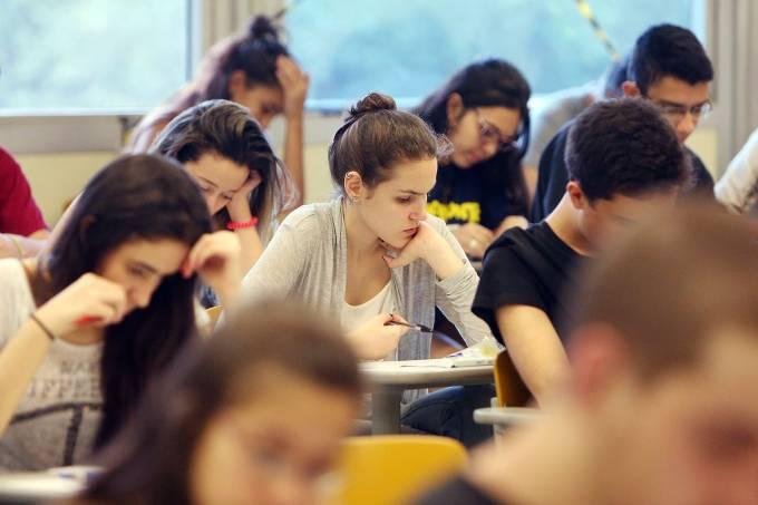 Enem – Vestibular – Universidade – Educação