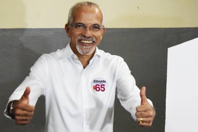 Eleições municipais – Aracaju (SE) – Edvaldo Nogueira