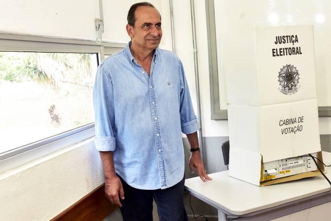 Eleições municipais – Alexandre Kalil