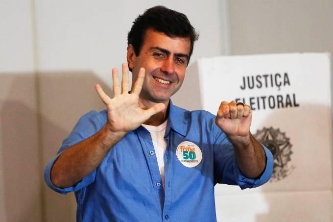 Eleições municipais – Marcelo Freixo (RJ)