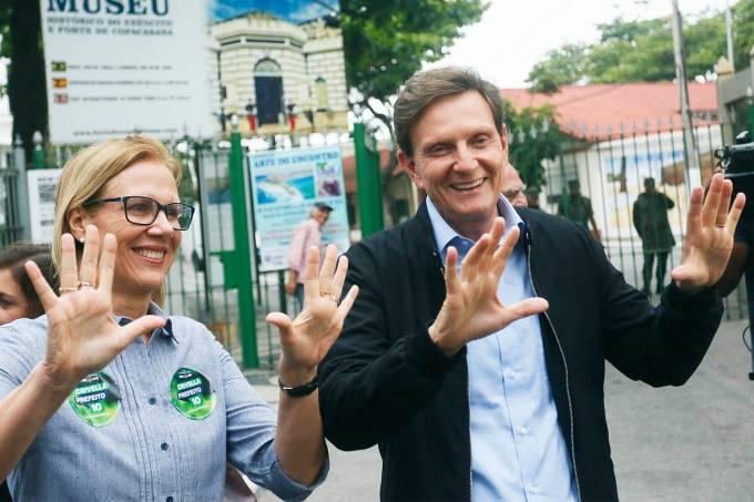 Eleições municipais – Marcelo Crivella