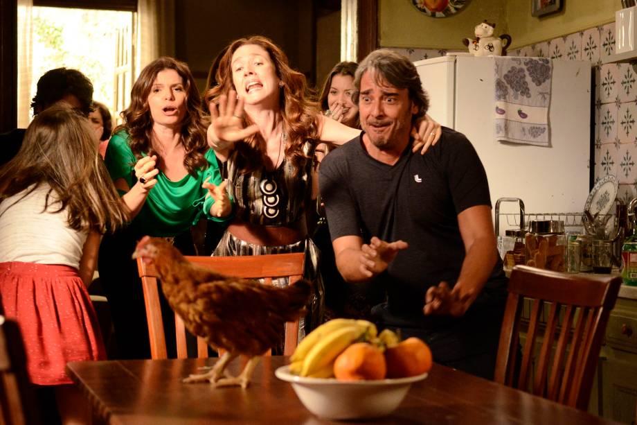 Cena da novela 'Avenida Brasil', da Rede Globo