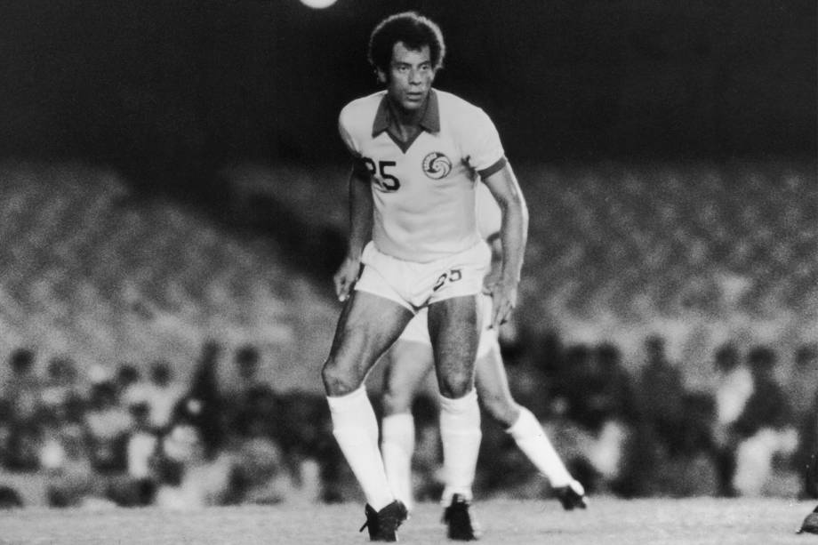 Carlos Alberto Torres, jogador do Cosmos - 1980