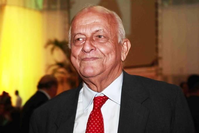 Coaracy Nunes, presidente da Confederação Brasileira de Desportos Aquáticos (CBDA)