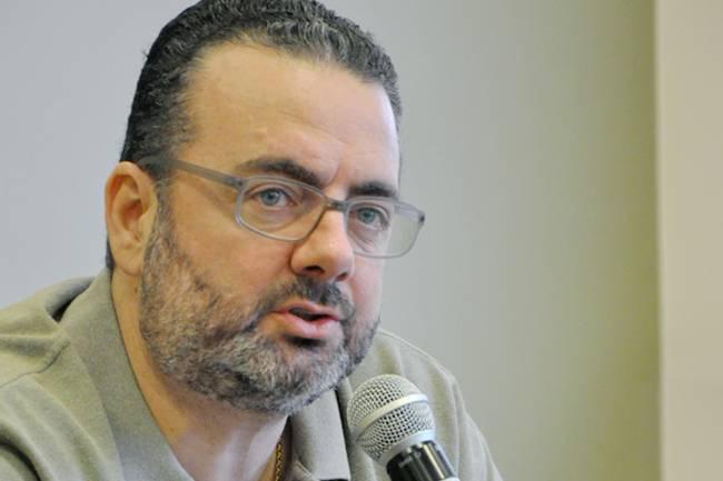 Jorge Lacerda, presidente da CBT