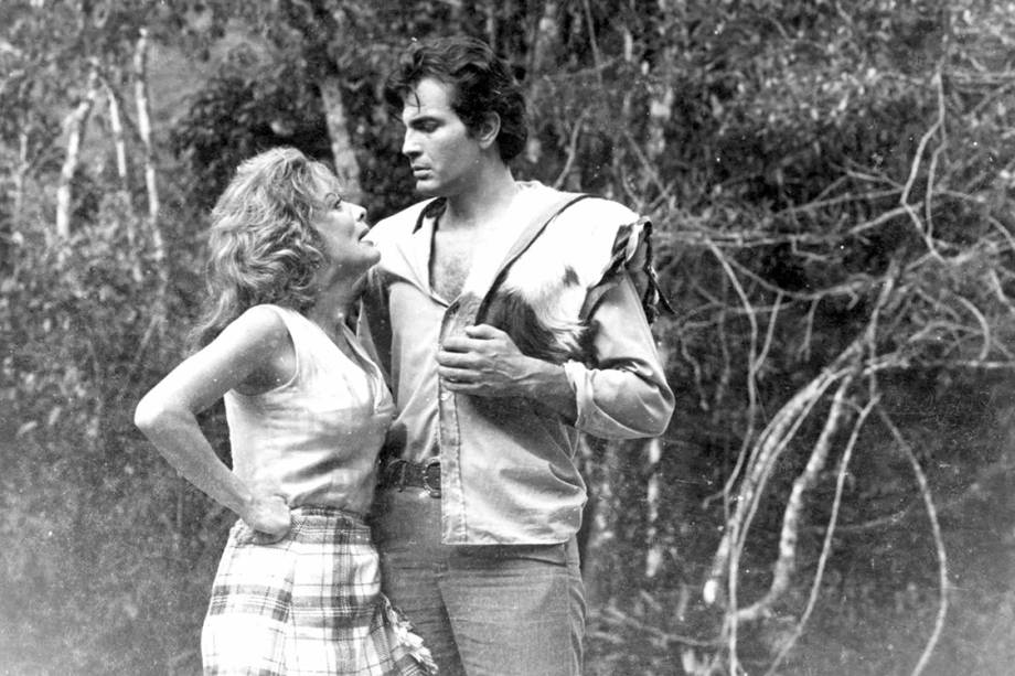 """Glória Menezes e Tárcisio Meira na novela """"Irmãos Coragem"""", de 1970"""