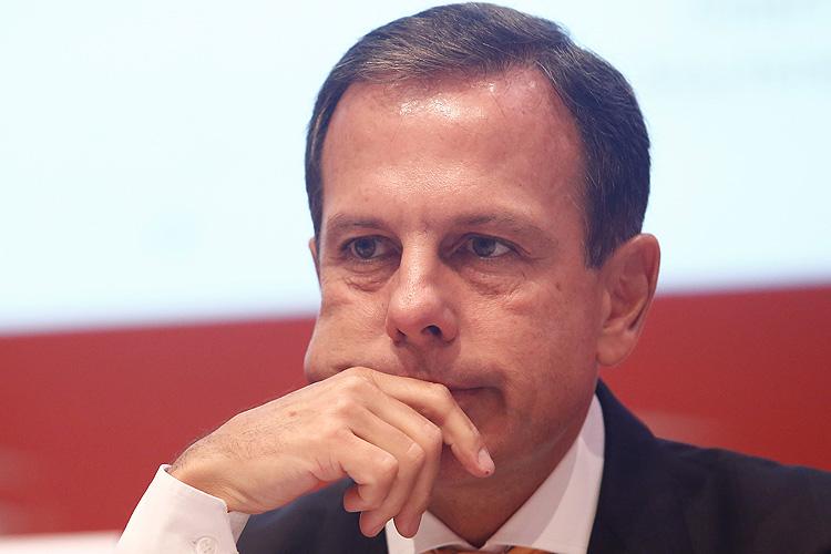 O empresário e candidato à prefeitura de São Paulo pelo PSDB João Dória
