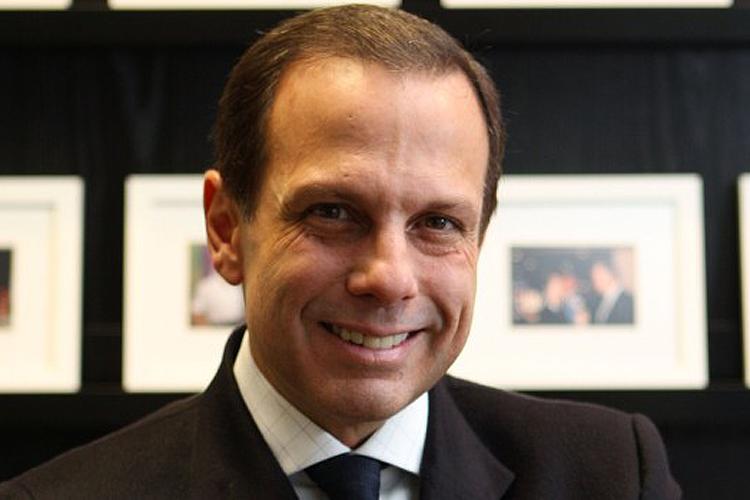 O empresário João Dória Júnior em 24-05-2012