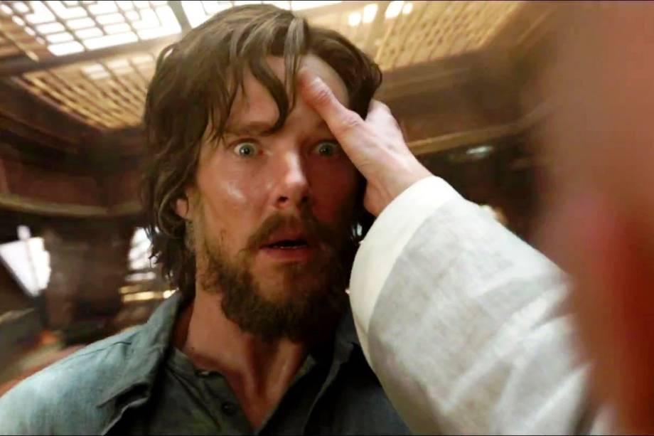 Benedict Cumberbatch encarnaDoutor Estranho no universo cinematográfico da Marvel