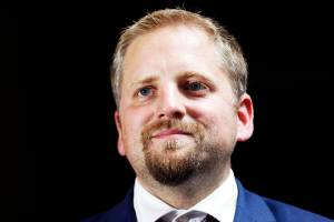 O presidente de Liberland - primeiro país 100% libertário do mundo - Vit Jedlicka - 13/04/2015